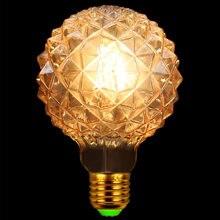 E27 светодиодный светильник 220v 240v 2700k Ретро лампочка энерго