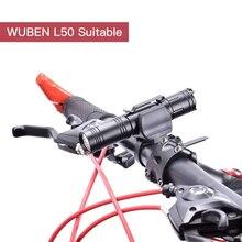 Bike Light Holder Universal Bicycle LED Flashlight Lamp Mount Clamp Stand Bike Lighting Mount Accessories велокрепление suunto bike mount