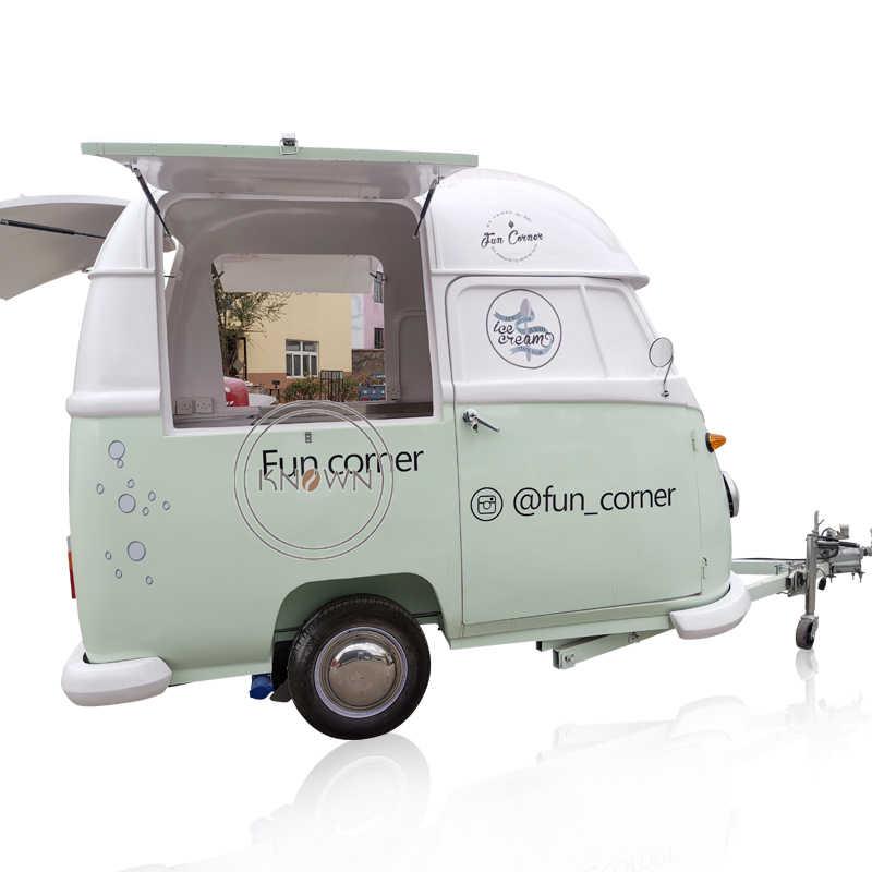 Veicoli Elettrici Carrello Per Alimenti Cucina Mobile Caravan Camper Fast Food Rimorchio Snack Truck Forniture In Vendita Food Processors Aliexpress
