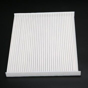 White Cabin Air Filter Portable New 97133-2H000 Premium Car Internal Accessories For Elantra Accent Kia Forte image