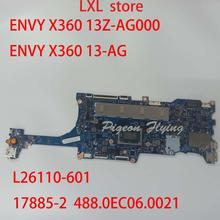 ENVY X360 13-AG motherboard Mainboard For HP laptop 17885-2