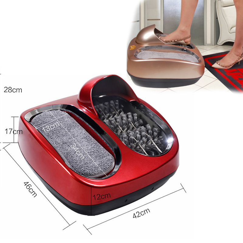 22%,Smart Automatic Shoe Cleaner Electric Portable Shoe Polishing Machine 4 Colors Available Factory Direct Wholesale