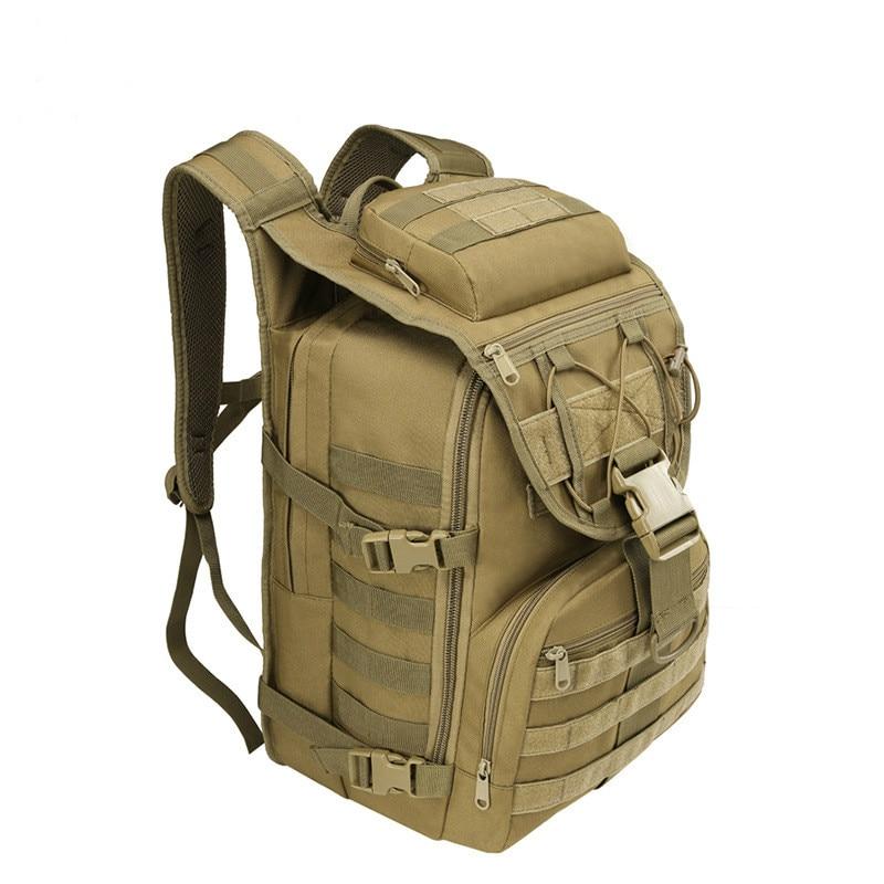 Outdoor Hiking Bag Tactical Computer Backpack Outdoor Backpack Travel Hiking Camping Bag New Men's Backpack Waterproof Backpack