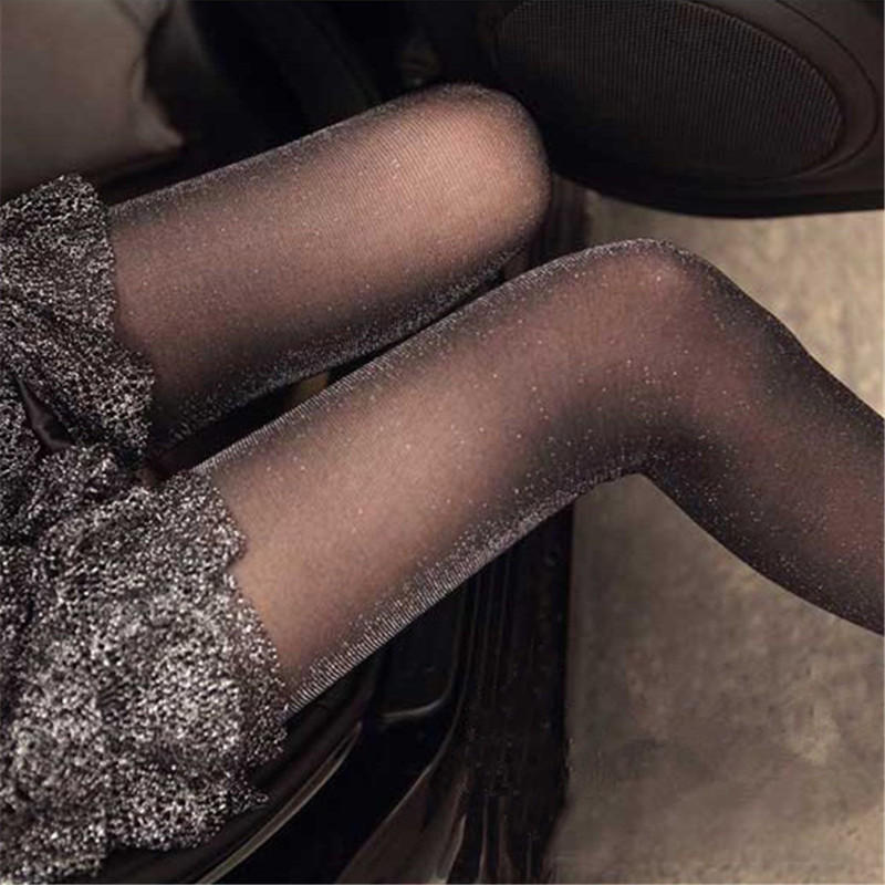 Retro Nylons Stylish Tights Pantyhose High Gloss High Shine Glamour **REDUCED**