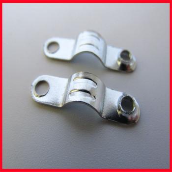 Horse riding card/clamp/ohm card for wire and tube