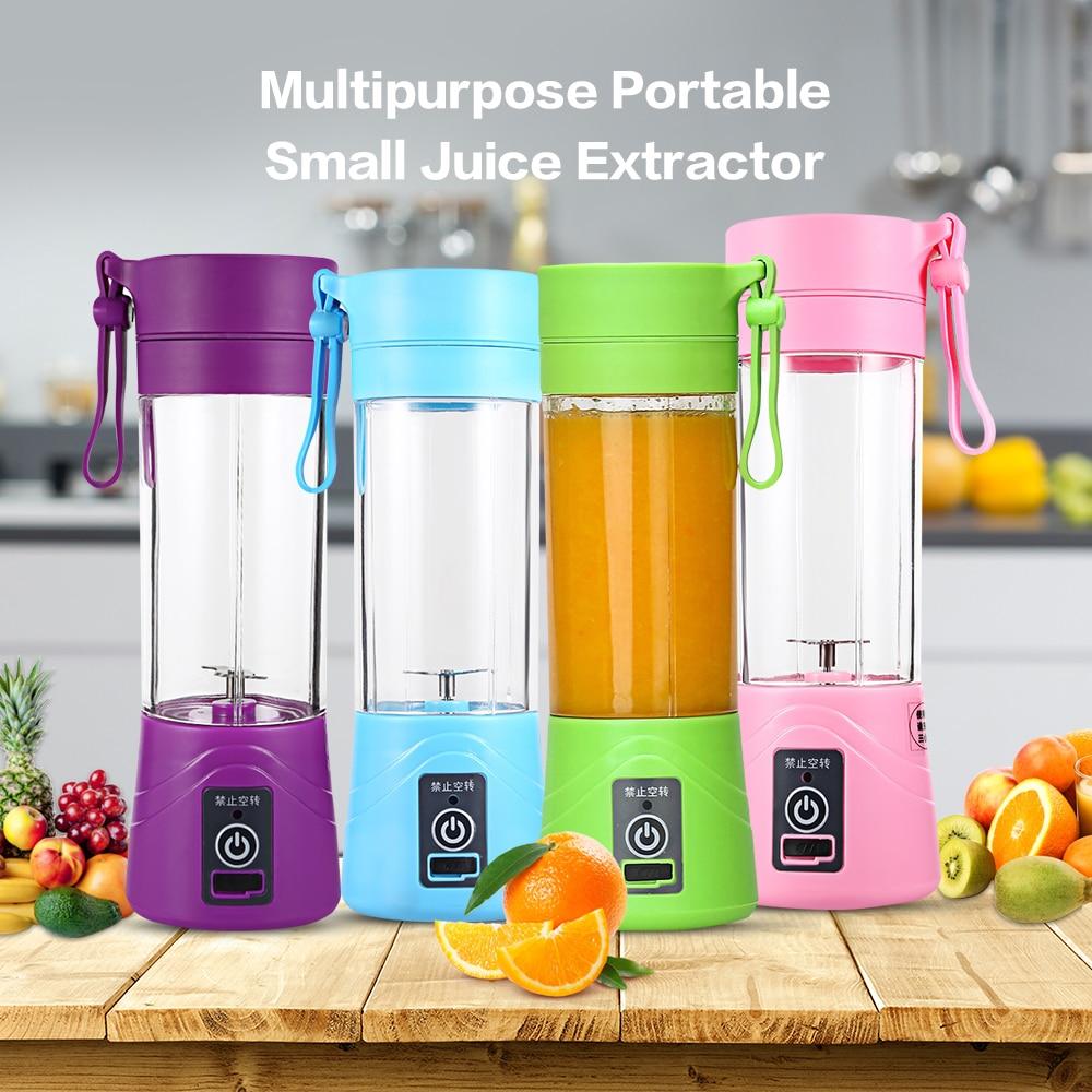 Small Kitchen Appliances Juicers & Presses research.unir.net 380ML ...
