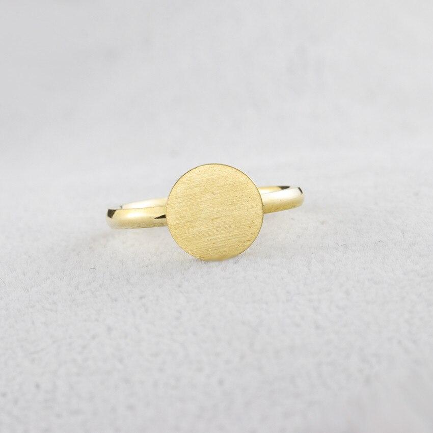 ファッション幾何指輪女性調節可能なラウンド三角形指リングミニマ宝石 Mobile 最も安い 注ぐ