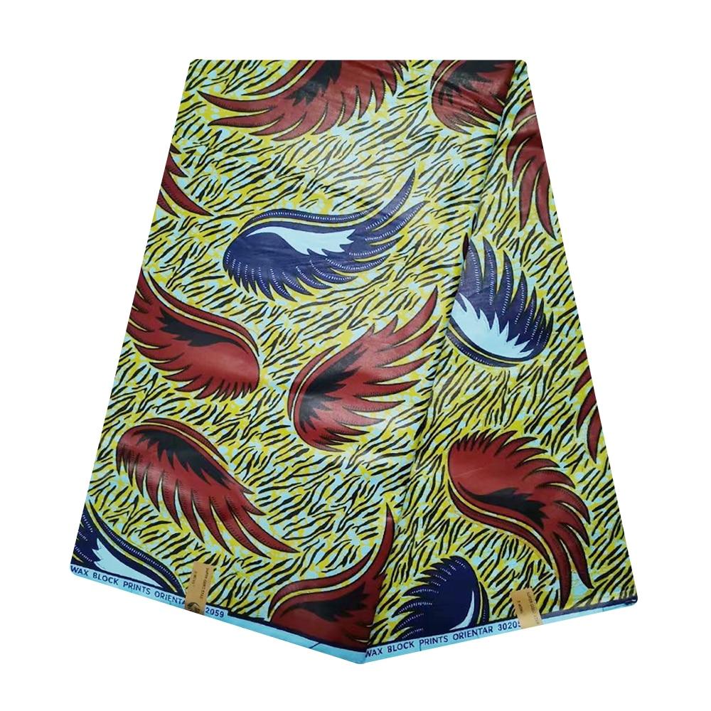 African Wax Prints Fabric Ghana Wax Pange Real Super Java Wax Print Materials For Sewing Nigerian Netherland Wax Tissue Batik