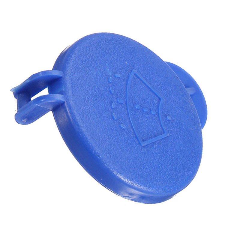 1488251 Blue Windscreen Wiper Washer Bottle Cap Cover Replacement For Ford Fiesta 2001-2008 Fusion 2001-2012 Tank Covers