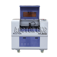 Small laser cutting engraving machine for wood cnc 6040 laser cutter on sale