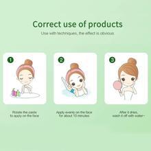 Moisturizing Mask Oil-Control Cleansing-Mask Blackhead-Pores Acne Deep-Clean Avocado