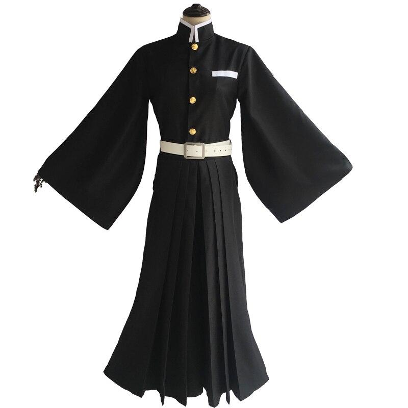 Аниме комикс демон Slayer: Kimetsu no Yaiba Косплей костюмы Tokitou Muichirou Косплей Костюм мужской кимоно косплей одежда Униформа