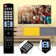 1 قطعة البلاستيك جهاز التحكم عن بعد في التلفزيون بديل لـ LG 42LE4500 AKB72914209 AKB74115502 AKB69680403 الذكية التحكم عن بعد تعزيز