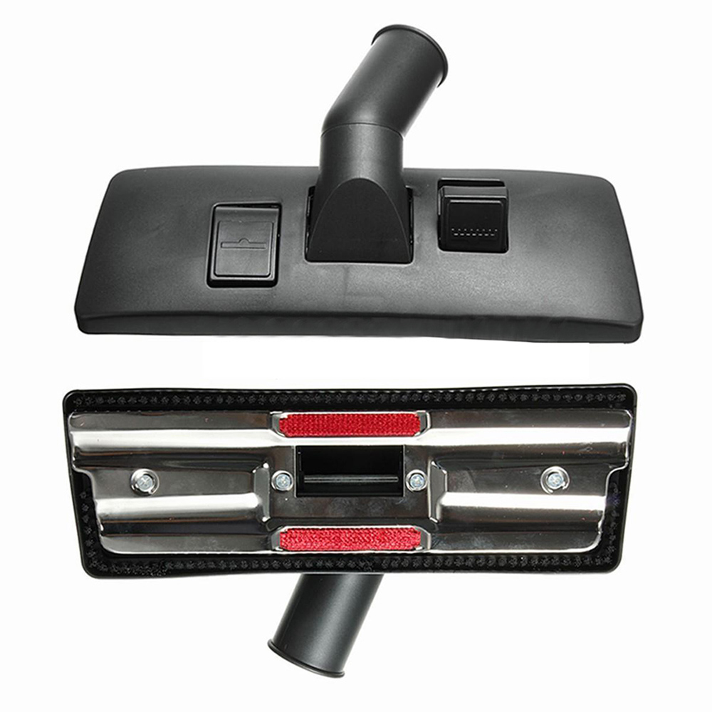 Universal Vacuum Cleaner 35mm Carpet Floor Tool Brush Attachment With Swivel Head