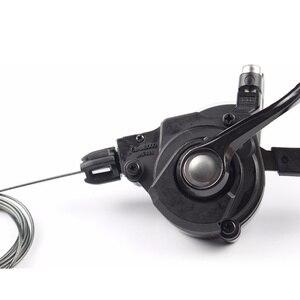 Image 2 - Shimano, DRORE XT, M8000 11, gatillo cambiador de velocidad + desviador trasero de 11 velocidades, MTB SL M8000 RD M8000 GS/SGS