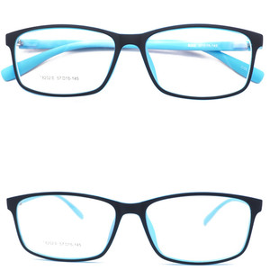 Image 4 - Optical glasses frame prescription glasses custom full frame TR90 glasses High quality glasses 202