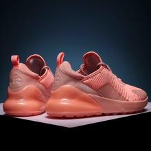 Baskets à coussin dair pour femmes, chaussures De marche respirantes à la mode, nouvelle collection chaussures décontractées, à lacets
