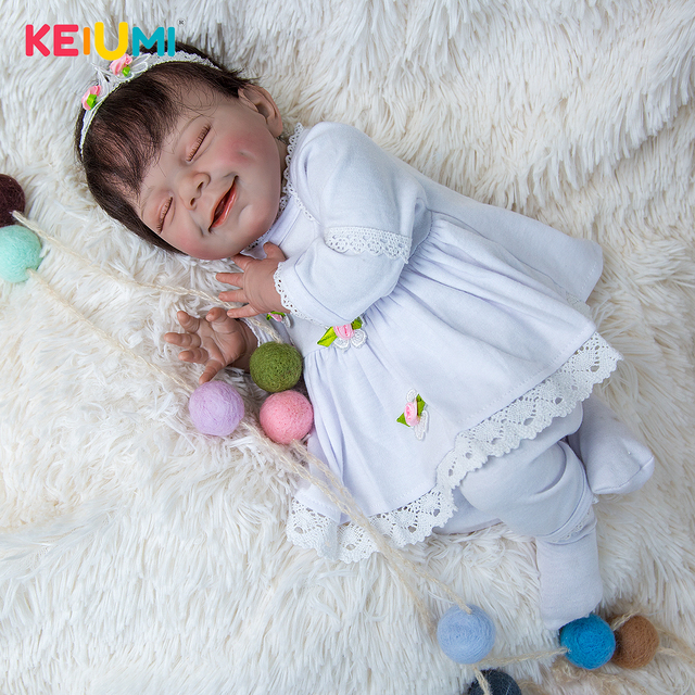 Кукла-младенец KEIUMI 1