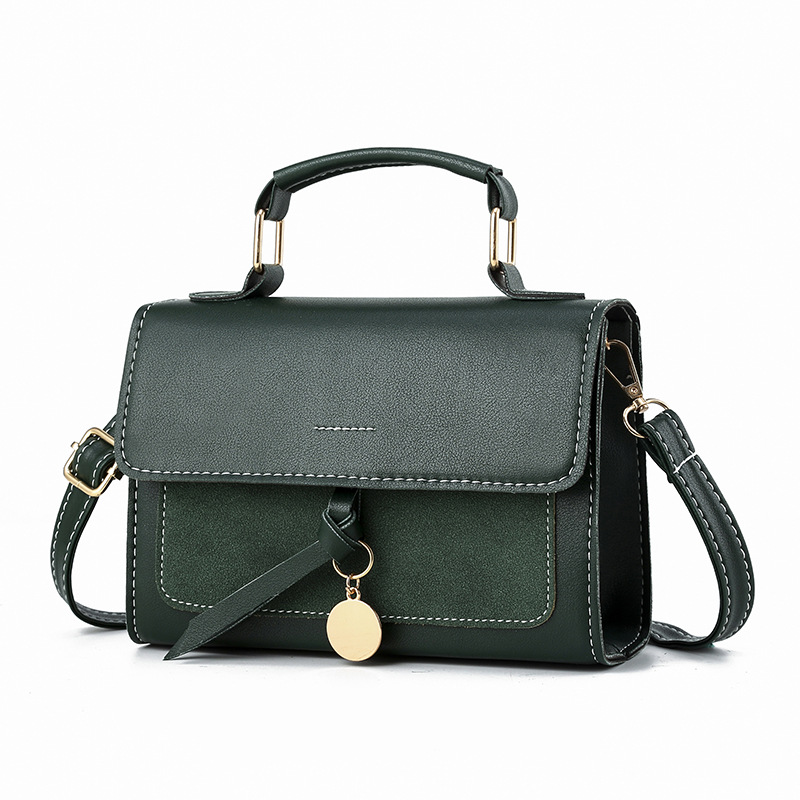 Female han edition joker one shoulder bag 2020 new tide oblique satchel fashion simple small package