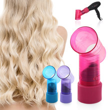 DIY Magic Hair Roller Hair Diffuser Salon Drying Cap Blow Dryer Wind Curl Hair Dryer Cover Roller Curler Diffuser Styling Tools