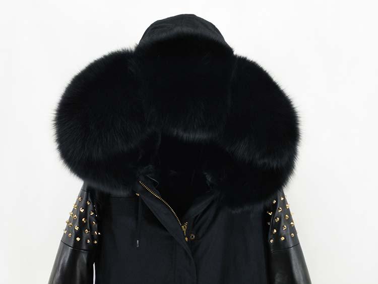 Casual Women Outerwear Fur 27