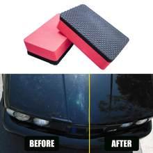 Auto czyszczenie samochodu gąbka do mycia magiczna glina blok polskie podkładki gumka podkładka narzędzia aplikatory do myjnia samochodowa narzędzie do czyszczenia kuchni