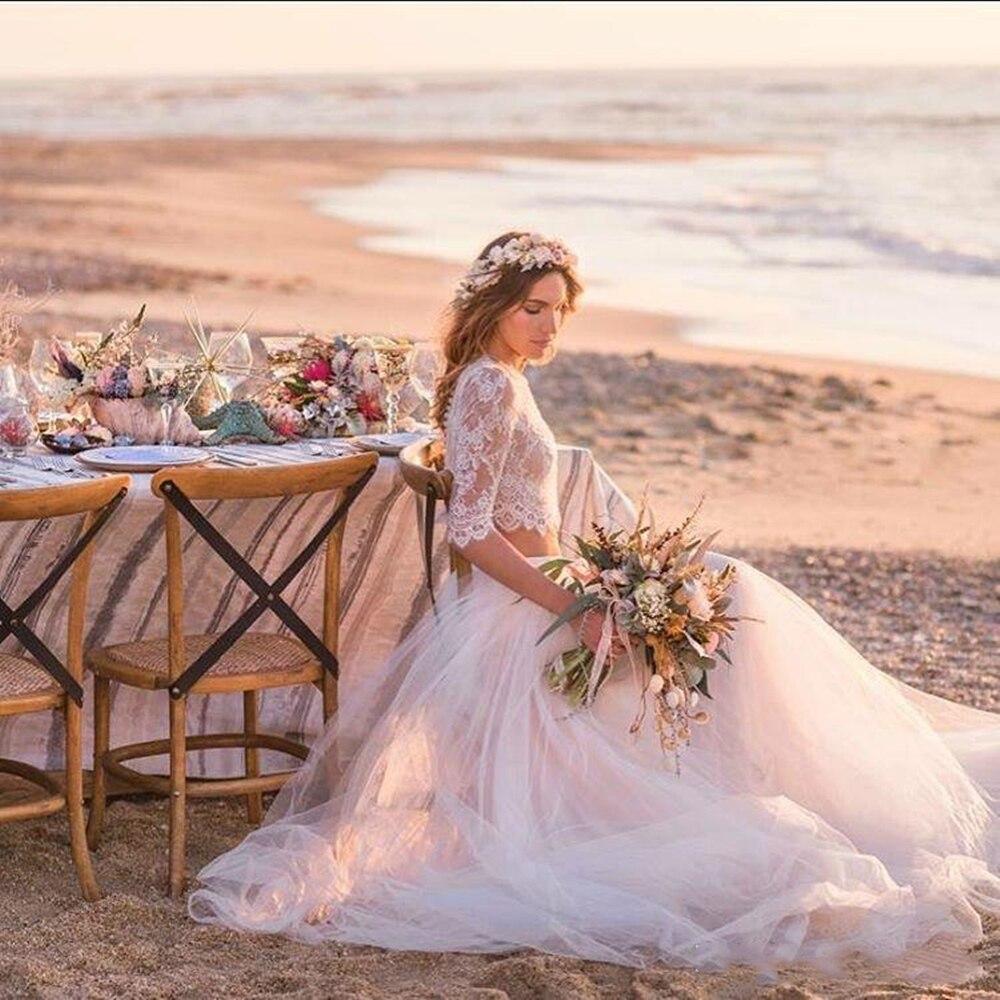 fancy beach wedding dresses off 18   medpharmres.com