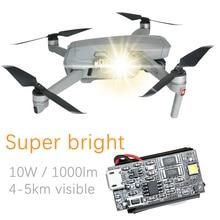 Flash Strobe Lamp Night 10W Super Heldere 1000lm Vlucht Licht Voor Dji Mavic Air 2S /Phantom /mavic Mini Se Drone Accessoires