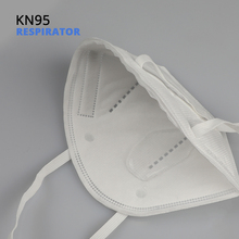 10 Pcs KN95 Face Masks Dust Respirator N95 Masks Adaptable Against Pollution Breathable Mask as KF94 FFP2