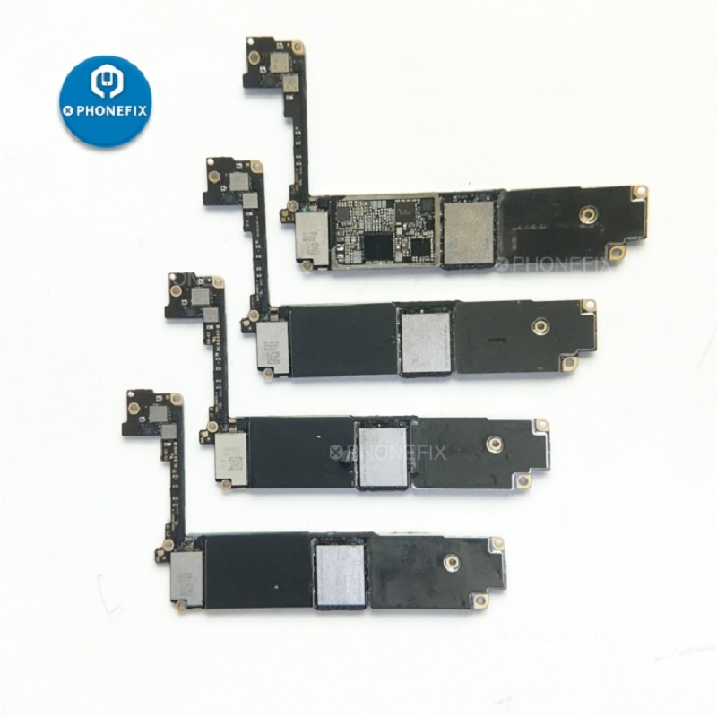 PHONEFIX Practical Mobile Phone Damaged Scrap Motherboard With NAND For IPhone 8 8P X Mainboard Repair Experience Skill Training
