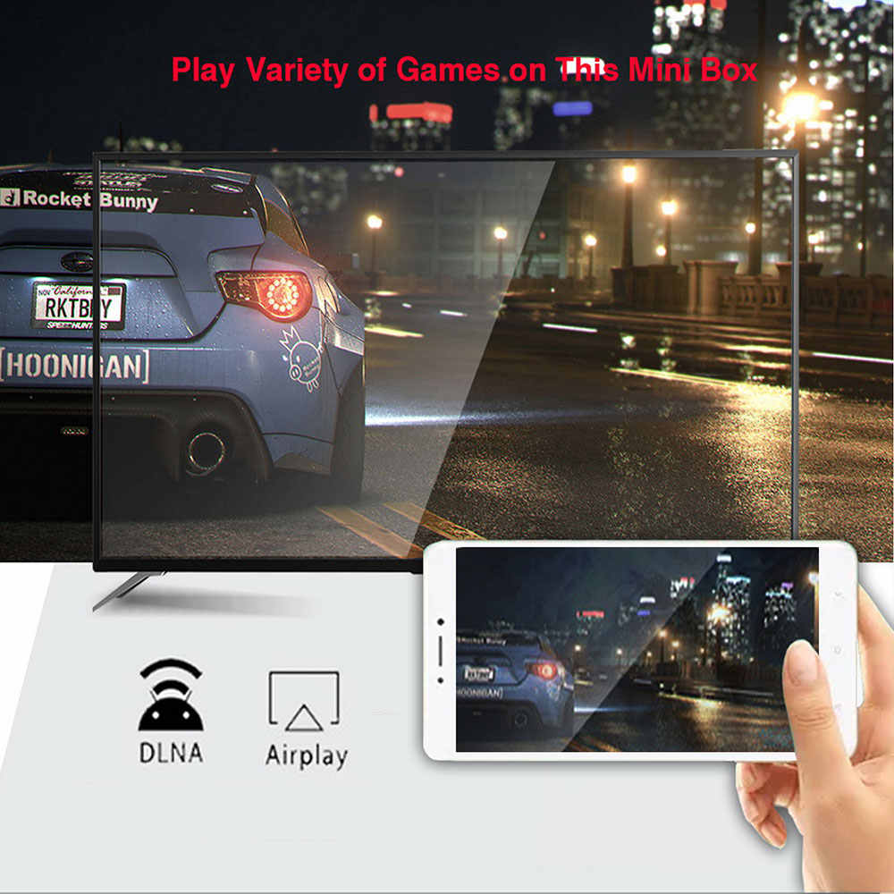 H96 MAX RK3318 4K Smart TV Box Android 9.0 Android TV BOX 4GB RAM 64GB ROM lecteur multimédia H96MAX 2G 16G PlayStore Netflix Youtube