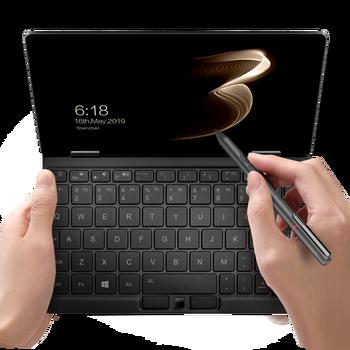 8.4inch 2560*1600 OneMix 3S Pocket Laptop Intel Core M3-8100Y 16G 512G Backlit Keyboard 2-in-1 Tablet PC Win10 BT Fingerprint 1
