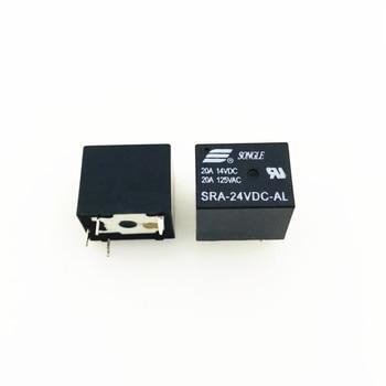 цена на Relays SRA-05VDC-AL SRA-12VDC-AL SRA-24VDC-AL 5V 12V 24V 20A T74 4PIN
