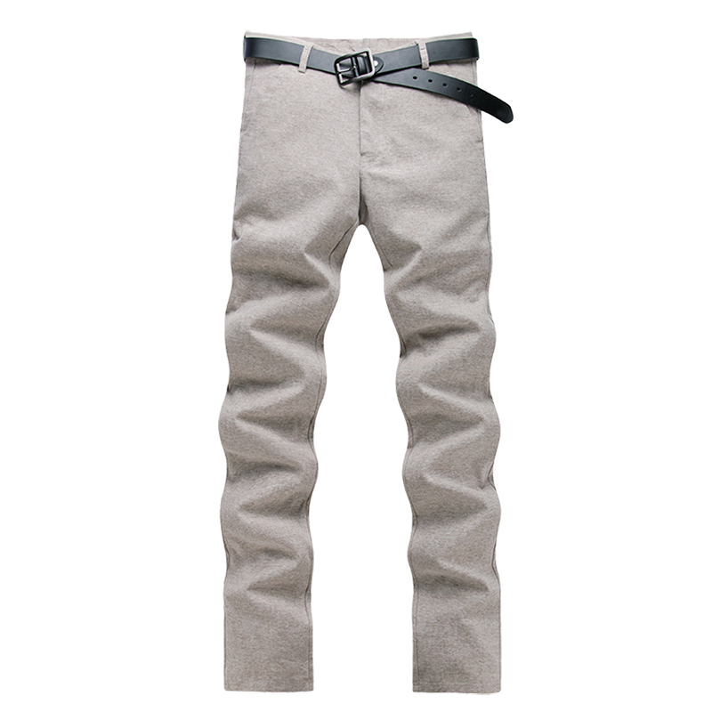 HCXY 2020 high quality Men's Linen Pants men Commerce Casual summer thin trousers brand Men's Clothing male pants Size 29-40