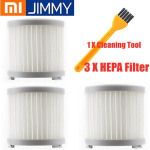 Vacuum cleaner kits parts HEPA Filter for Xiaomi JIMMY JV51 JV71 CJ53/C53T/CP31 Handheld Cordless Vacuum Cleaner HEPA Filter(China)