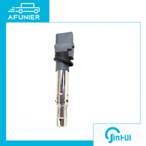 12 months quality guarantee Ignition coil for AUDI Q7 VW Passat R36 CC Touareg SUPERB 3.2 3.6 VR6 OE No. 022 905 715A,022905715A(China)