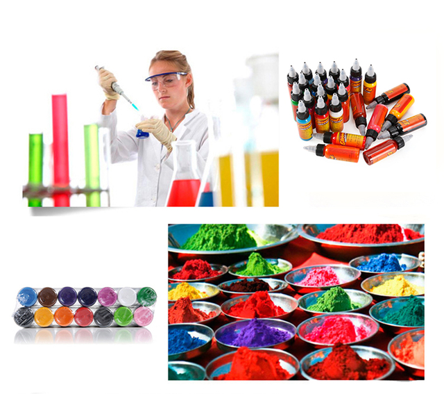 16Pcs Body Painting Tattoo Ink Set Permanent Makeup Coloring pigment Eyebrows Eyeliner Tattoo Paint Body Makeup Ink Tools 4