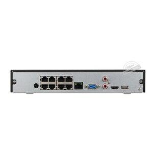 Image 4 - داهوا NVR2108HS 8P 4KS2 الأصلي متعدد اللغات 8CH 1U 8PoE لايت 4K H.265 شبكة مسجل فيديو مع HDD اختيار استبدال HDMI
