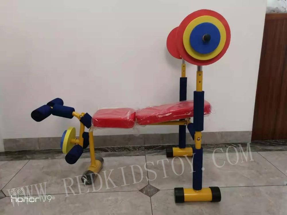High Quality Children Fitness Equipment Gym Lifer For Kids 14082-3