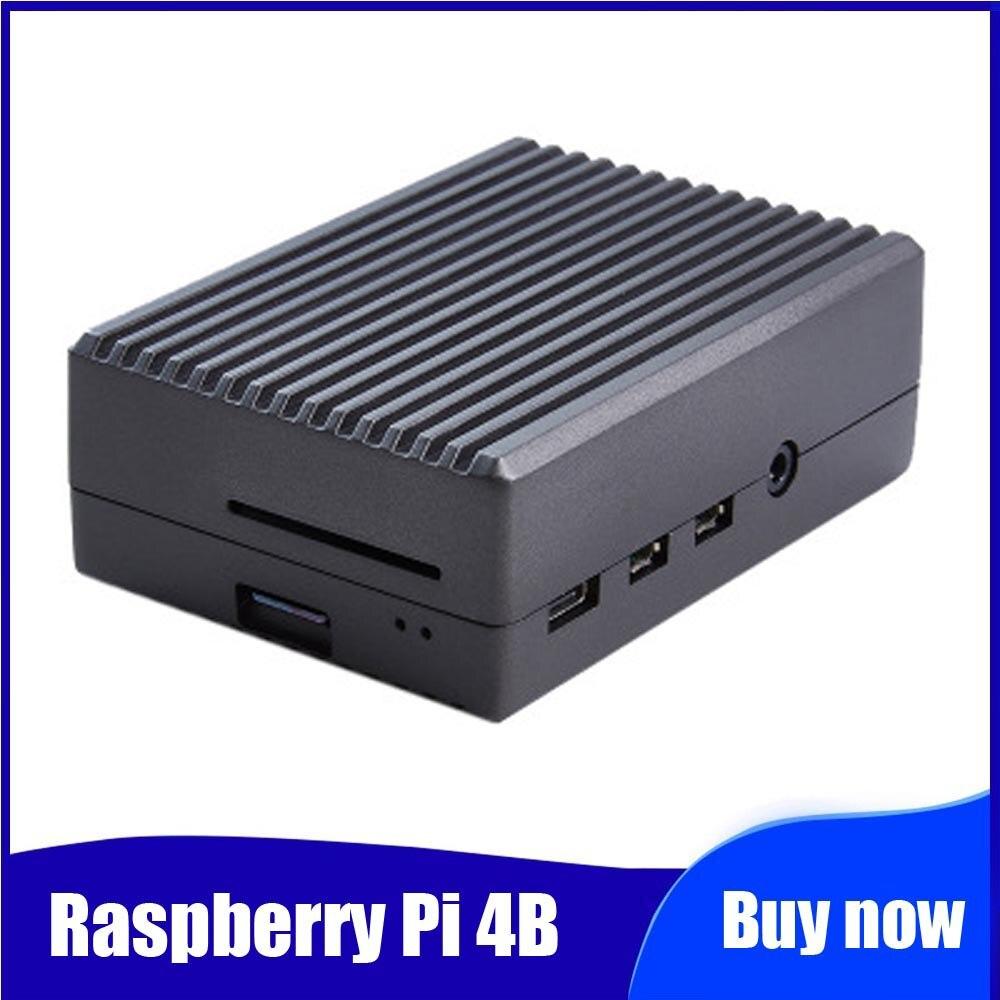 Cooler Raspberri Pi 4 Ultimate Dual Cooling Radiator With Radiator Cooler Optional For Raspberry Pi 4B