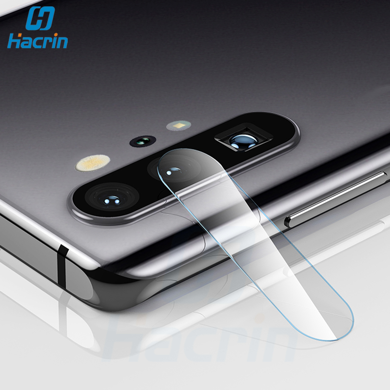 Hacrin Lens Film For Samsung Galaxy Note 10 Plus Tempered Glass Back Camera Lens Film For Samsung Note 10 10+ Protector Film