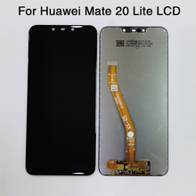 цена на Original LCD for Huawei mate 20 lite LCD Display Touch Screen Digitizer Assembly Replacement for Huawei mate 20 lite LCD display