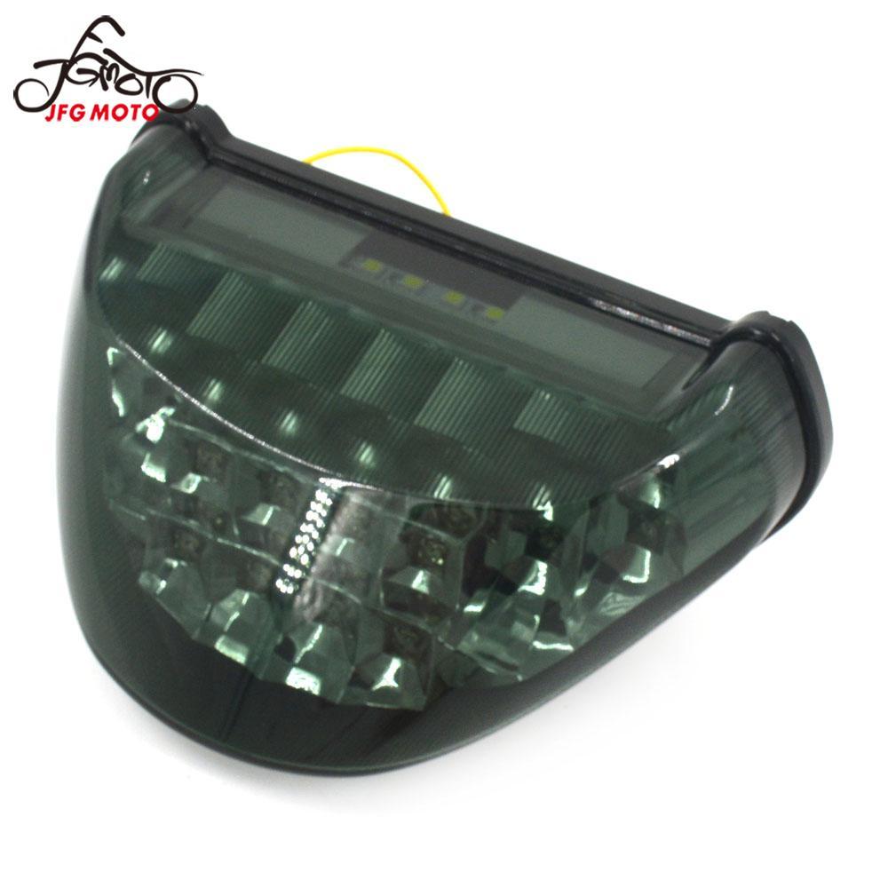 LED Tail Brake Turn Signal Light Lamp For Kawasaki ZX1200 ZX12R ZX-12R 2000-2005