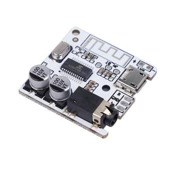 3.5mm Stereo DIY MP3 Bluetooth 5.0 Decoder Board Lossless Car Speaker Audio Amplifier Modified Circuit Stereo Receiver Module image