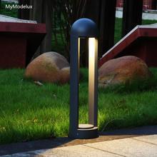 Новейшие 8 Вт Светодиодный Фонари для газона уличное освещение