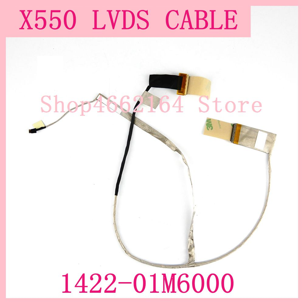 For ASUS X550L X550LC X550LD X550LA X550LB Laptop X550 30 pin EDP LVDS Cable