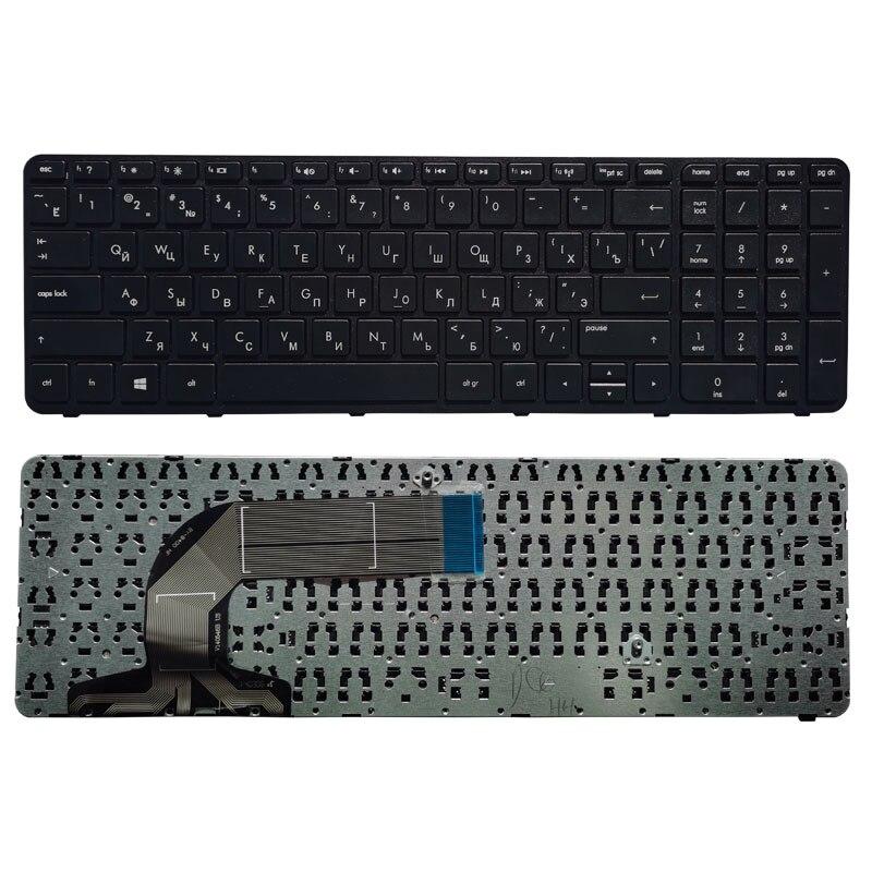 Русская клавиатура для ноутбука HP Pavilion 17 17E 17N 17-N 17-E R68 AER68U00210 710407-001 720670-251 725365-251 RU с рамкой