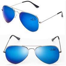 Мужские и женские классические зеркальные солнцезащитные очки