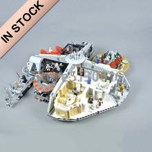 """05151, серия """"Звездные войны"""", предательство в облаке, город, 3149 шт, строительные блоки, совместимые с 75222 космическим кораблем, игрушки, подарки"""