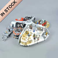 In Stock 05151 Star Series Wars The Betrayal at Cloud City 3149pcs Building blocks Compatible with 75222 Space Ship Toys Gifts